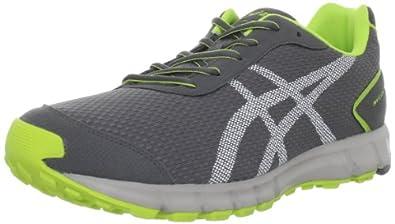ASICS Men's GEL-Matchplay 33 Golf Shoe,Titanium/Lime,7 M US