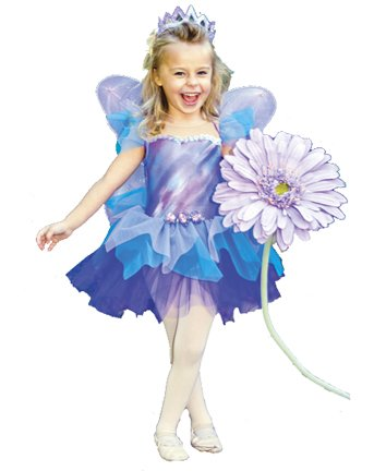 A Wis (Water Fairy Costume)