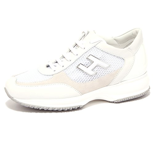 3976Q sneaker donna HOGAN scarpa bianca shoes women white [38.5]