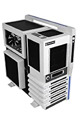 Thermaltake Level 10 GT Snow Edition Super Gaming Modular Tower Case - VN10006W2N