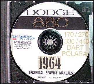 64 Dodge Dart