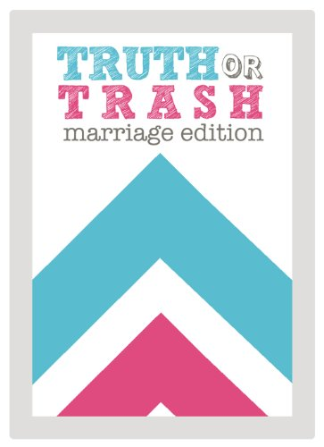 Truth or Trash - Marriage Edition Card Game