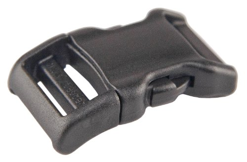Cheapest Prices! 50 -3/4 Inch Contoured Side Release Plastic Buckles YKK