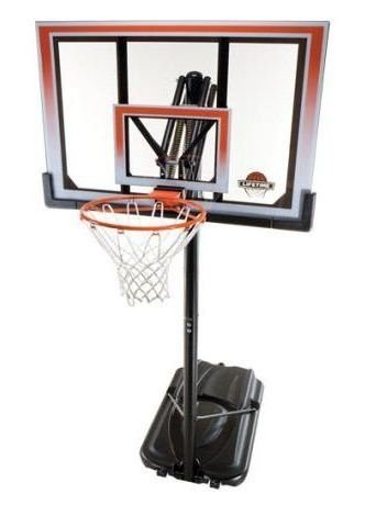 Lifetime 71566 XL Portable Basketball System with 50-Inch Shatter Guard Backboard Lifetime Portable autotags B0013IUOC2