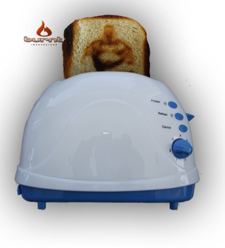 Buddha Toaster (Blue) front-558614