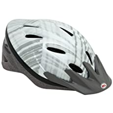 Bell Women's Delphina Bike Helmet, White Sharpie