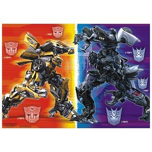 Transformer 2 Large Party Game - Each