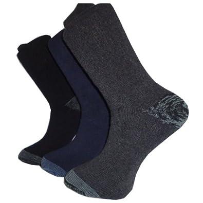 9 pairs mens WORK BOOT SOCKS.ultimate.size6-11