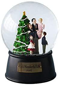 It's a Wonderful Life Snow Globe [Limited Edition]