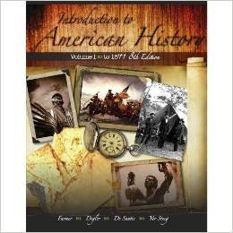 an introduction to the study of american history A fourth sociologist might study the history of international agencies like the united nations or the international monetary fund to examine how the globe became divided into a first world and a third world after the end of the colonial era.