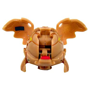 Bakugan Battle Brawlers Booster Pack Series 2 Loose Brown Tuskor