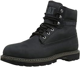 CAT Footwear Mens Watershed Waterproof Combat Boots