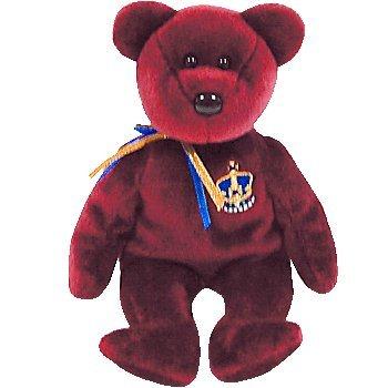 Imagen de IDAD Buckingham el oso (Reino Unido Excl.) Beanie Baby [Toy]