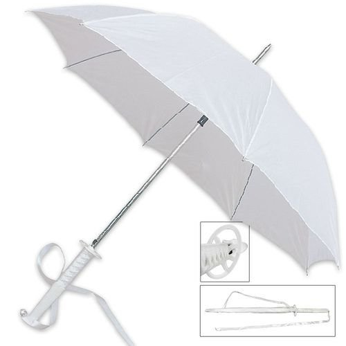 Officially Licensed Bleach Anime Rukia Kuchiki Sword Handle Umbrella