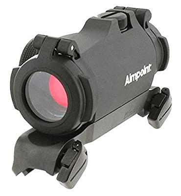 Aimpoint Micro H-2, 2 MOA Rifle Scopes with Blaser Mount by Green Supply