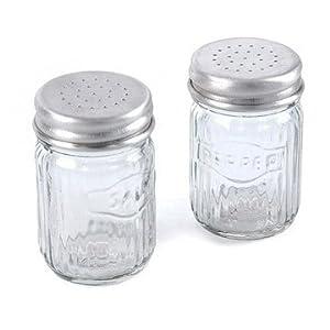 Hoosier Salt And Pepper Shakers Kitchen