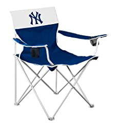 MLB New York Yankees Big Boy Folding Chair by Logo