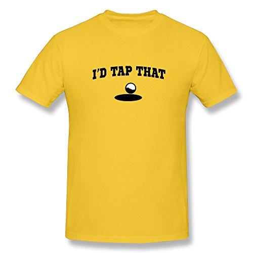 Golf Id Tap Boys Unique Shirt