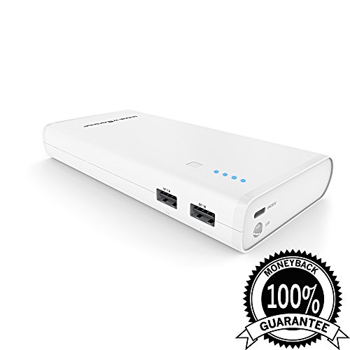 Gnome Workshop 10000mAh Dual USB Port Power Bank