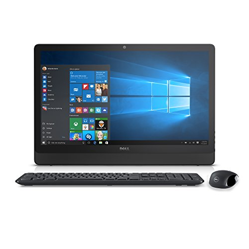 Dell Inspiron i3455-6041BLK 23.8 Inch FHD Touchscreen All-in-One (AMD A6, 4 GB RAM, 500 GB HDD) AMD Radeon R4 Graphics