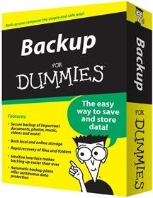 BACKUP FOR DUMMIES (SOFTWARE - UTILITIES)