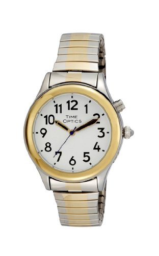 time optics talking watch instructions