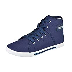 Scatchite Mens Blue Sneakers - 10