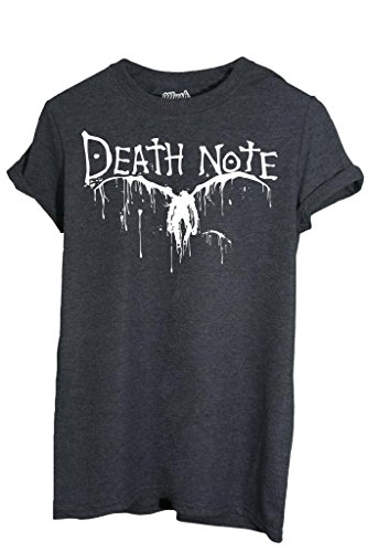 T-SHIRT DEATH NOTE-CARTOON by MUSH Dress Your Style - Uomo-M