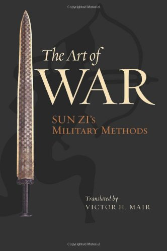 The Art of War: Sun Zi's Military Methods (Translations from the Asian Classics)