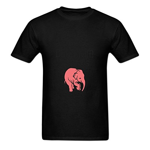 fely-g-mens-pink-elephants-delirium-tremens-o-neck-t-shirt-xl-black