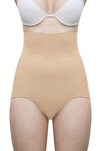 Laceandme Magic Wire No Rolling Down Tummy Tucker Women's Shapewear