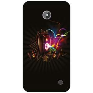 Nokia Lumia 630 Back Cover - Passion Designer Cases