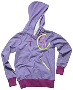 Zumba Fitness Women's Move Me Sweatshirt (Lilac, Medium)