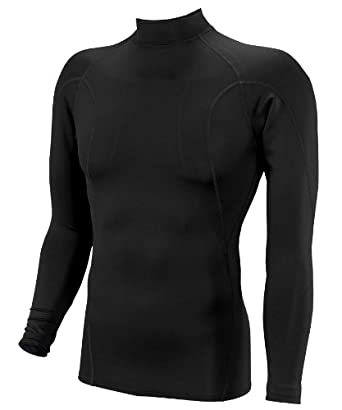 Russell Mens Dri-Power Performance Cold Weather Mocks by Russell Athletic