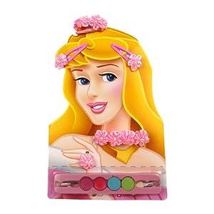 Disney princesse ensemble accessoires cheveux maquillage aurore jeux et jouets - Maquillage princesse disney ...