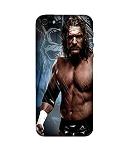 chnno triple h 3d Printed Back Cover For Apple iPhone 6s