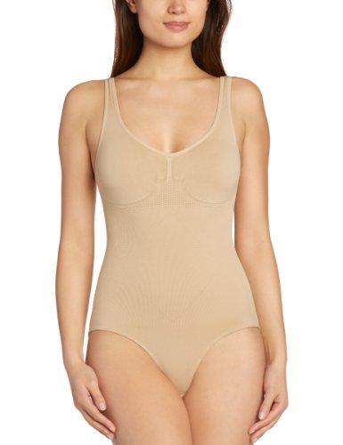 Magic Bodyfashion Women's Slimbody Plain Shaping Bodysuit