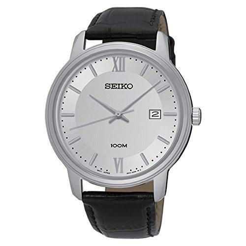 Seiko Strap Men's Quartz Watch SUR201 (Old Seiko Watches For Men compare prices)