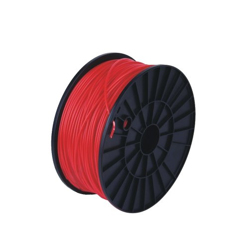 Koolertron High Quality 3D Printer Filament ABS Red 1.75mm 1Kg in Weight For Makerbot/Reprap/Mendel/UP Good Choice For Kinds DIY Manufacture