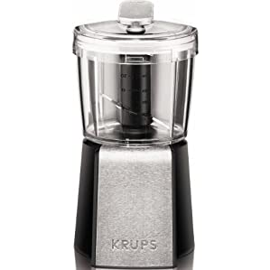 KRUPS GVA20840 Multitask 4-cup Mini Chopper