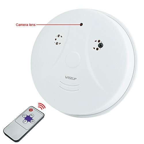 WiseupTM-8GB-1280x720-HD-Hidden-Camera-Smoke-Detector-Motion-Activated-Video-Recorder-Mini-DVR-Security-Camcorder