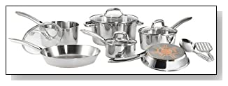 T-fal 12 Piece Cookware Set