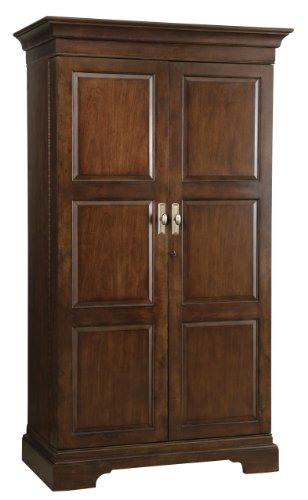 Howard Miller 695-064 Sonoma Hide-A-Bar Wine Cabinet