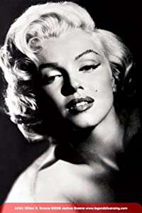Marilyn Monroe-Glamour Shot, Movie Poster Print, 24 by 36-Inch