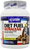USN Diet Fuel Ultralean 1000 g Chocolate Weight Control Meal Replacement Shake Powder