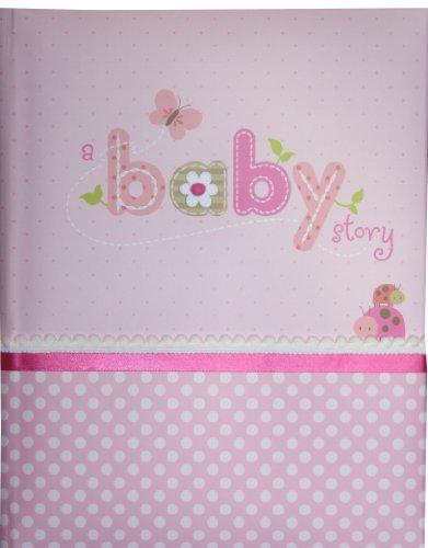 Carter's Keepsake Memory Book of Baby's First Years, Pink