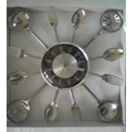 WALL CLOCK KITCHEN 13