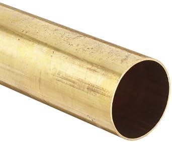 Brass Round Tubing