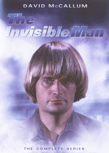 Invisible Man: Complete Series [DVD] [2011] [Region 1] [US Import] [NTSC]