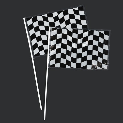 Racing Flags Party Accessory